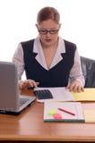 Büroangestellter lizenzfreie stockfotos