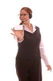 Büroangestellter lizenzfreies stockfoto