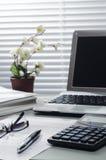 Büroarbeitskonzept Lizenzfreies Stockfoto