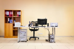 BüroArbeitsplatz Lizenzfreies Stockfoto