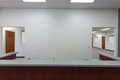 Büroaufnahme Stockfoto