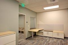 Bürobereich Lizenzfreie Stockfotos