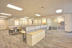 Bürobereich Lizenzfreie Stockfotografie