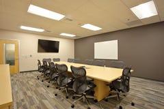 Bürobereich Lizenzfreies Stockfoto