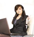 Bürobetreiber Stockfotos