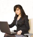 Bürobetreiber Lizenzfreies Stockbild