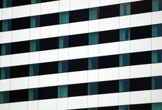 Büroblockfenster Lizenzfreie Stockfotos