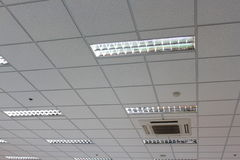 Bürodecke Stockbilder