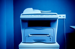 Bürodrucker-Multifunktionsgerät Lizenzfreies Stockbild
