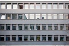 Bürofassade Stockbild