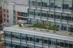 Bürofassade in London Lizenzfreie Stockfotografie