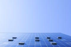 Bürofassade mit Kopienraum Stockfoto
