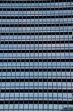 Bürofenster Manchester Stockfotos