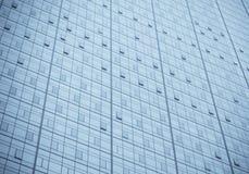 Bürofensterglas Lizenzfreie Stockbilder