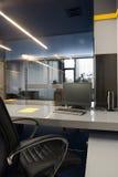 Bürofunktionsplatz Lizenzfreie Stockfotografie