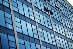 Bürogebäude lizenzfreie stockfotografie