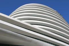 Bürogebäude-Fassade Lizenzfreies Stockbild