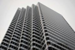Bürogebäude im Grayscale, San Francisco Lizenzfreie Stockfotos