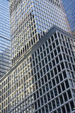 Bürogebäude, Park Avenue, New York City Stockfotografie