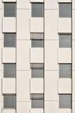 Bürogebäude Windows Lizenzfreies Stockbild