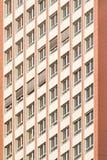 Bürogebäude Windows Lizenzfreie Stockfotos