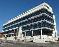 Bürogebäude in Winston-Salem Stockfotografie