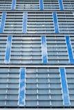 Bürogebäudemuster Lizenzfreie Stockbilder