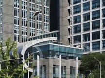 Bürohaus Lizenzfreies Stockbild