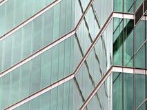 Bürohaus Lizenzfreie Stockfotos