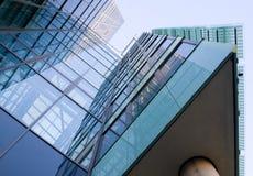 Bürohaus Stockfoto
