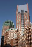 Bürohaus Den Haag lizenzfreies stockfoto