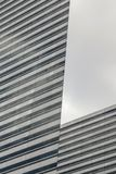 Bürohaus-Illusion in Singapur stockfoto