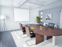 Büroinnenraum Stockfotos
