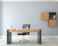 Büroinnenraum. Lizenzfreie Stockfotos