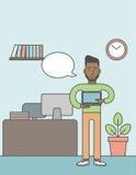 Bürokaufmann Lizenzfreie Stockbilder