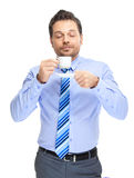 Büro clerk-106 Lizenzfreies Stockfoto