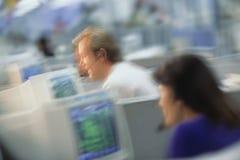 Bürokommunikationen Lizenzfreies Stockbild