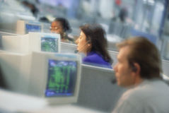 Bürokommunikationen Lizenzfreie Stockbilder