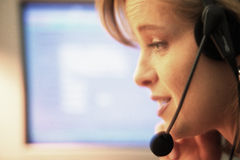 Bürokommunikationen Lizenzfreie Stockfotos
