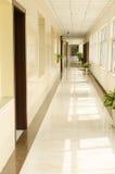 Bürokorridor stockbilder