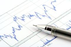 Büronachrichten Lizenzfreie Stockfotos