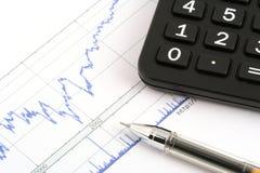 Büronachrichten Lizenzfreies Stockfoto