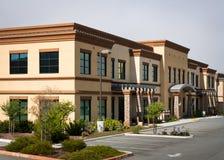 Büropark-Gebäude Lizenzfreie Stockfotografie