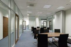 Büroräume Stockbild