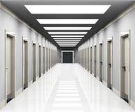 Büros Lizenzfreies Stockfoto