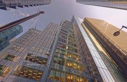 Büros und Wohnungen Lizenzfreie Stockfotos