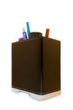 Büroschreibensmaterialien Stockfotografie
