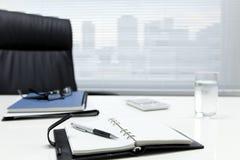 Büroschreibtisch Lizenzfreie Stockfotos