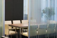 Bürositzungshalle Lizenzfreies Stockfoto