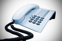 Bürotelefon. Lizenzfreie Stockfotografie